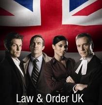 Lei & Ordem: UK (1ª temporada) - Poster / Capa / Cartaz - Oficial 1