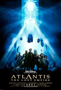 Atlantis - O Reino Perdido - Poster / Capa / Cartaz - Oficial 4