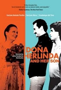 Dona Herlinda e Seu Filho - Poster / Capa / Cartaz - Oficial 2