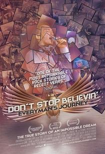 Não Pare de Acreditar: A Jornada de um Homem - Poster / Capa / Cartaz - Oficial 1