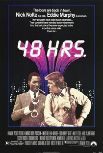 48 Horas - Poster / Capa / Cartaz - Oficial 1