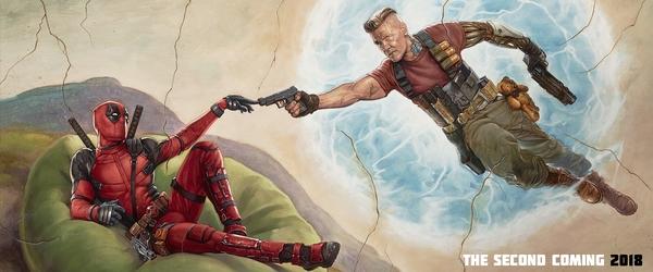 Assista agora ao novo trailer legendado de Deadpool 2!