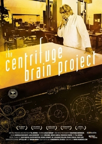 The Centrifuge Brain Project - Poster / Capa / Cartaz - Oficial 1