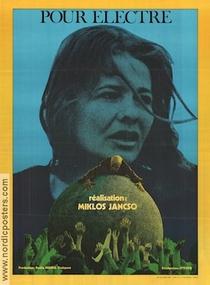 Electra, Meu Amor - Poster / Capa / Cartaz - Oficial 3