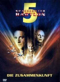 Babylon 5: O Encontro - Poster / Capa / Cartaz - Oficial 4