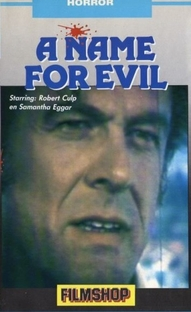 A Name for Evil - Poster / Capa / Cartaz - Oficial 4