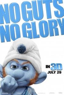 Os Smurfs - Poster / Capa / Cartaz - Oficial 12
