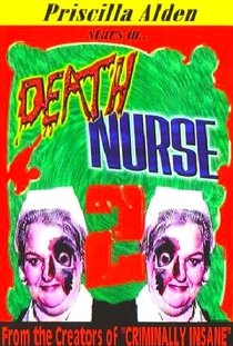 Death Nurse 2 - Poster / Capa / Cartaz - Oficial 1