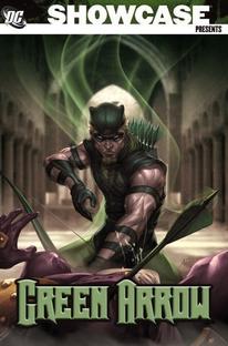 DC Showcase: Green Arrow - Poster / Capa / Cartaz - Oficial 1