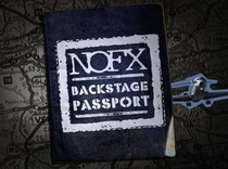 NOFX: Backstage Passport - Poster / Capa / Cartaz - Oficial 1