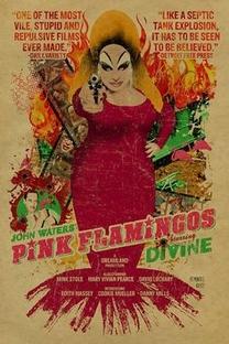 Pink Flamingos - Poster / Capa / Cartaz - Oficial 3