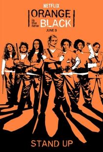 Orange Is the New Black (5ª Temporada) - Poster / Capa / Cartaz - Oficial 1