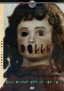 Bonecas Macabras - Poster / Capa / Cartaz - Oficial 3