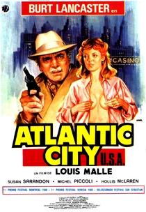 Atlantic City - Poster / Capa / Cartaz - Oficial 4