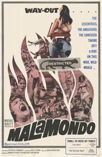 Malamondo - Poster / Capa / Cartaz - Oficial 1