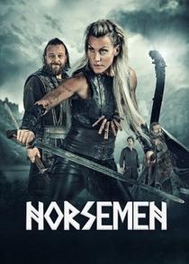 Vikingane (1ª temporada) - Poster / Capa / Cartaz - Oficial 2