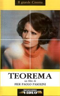 Teorema - Poster / Capa / Cartaz - Oficial 4