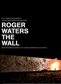 Roger Waters The Wall - Poster / Capa / Cartaz - Oficial 2