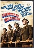 Trágica Decisão (Command Decision)