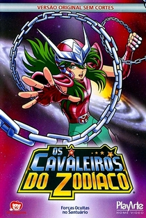 Os Cavaleiros do Zodíaco (Saga 1: Santuário) - Poster / Capa / Cartaz - Oficial 3