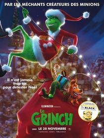 O Grinch - Poster / Capa / Cartaz - Oficial 7