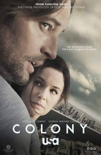 Colony (1° Temporada) - Poster / Capa / Cartaz - Oficial 1