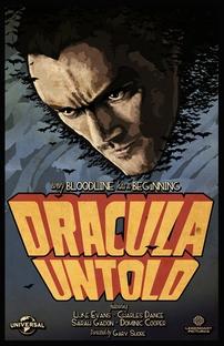 Drácula - A História Nunca Contada - Poster / Capa / Cartaz - Oficial 11