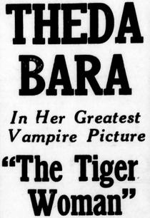 A Mulher Tigre - Poster / Capa / Cartaz - Oficial 1