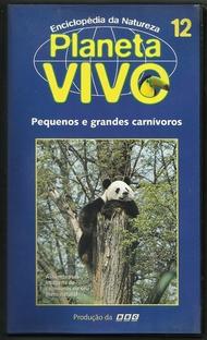 Planeta Vivo - Pequenos e Grandes Carnívoros - Poster / Capa / Cartaz - Oficial 1