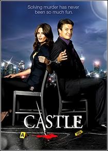Castle (3ª Temporada) - Poster / Capa / Cartaz - Oficial 1