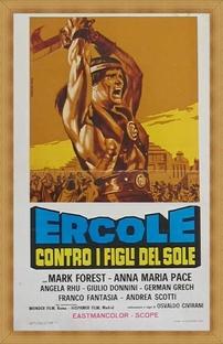 Hércules Contra os Filhos do Sol  - Poster / Capa / Cartaz - Oficial 5