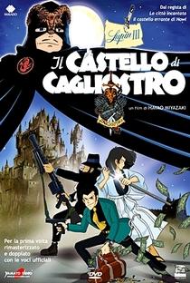 O Castelo de Cagliostro - Poster / Capa / Cartaz - Oficial 4