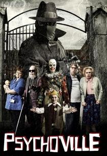 Psychoville (1ª Temporada) - Poster / Capa / Cartaz - Oficial 2