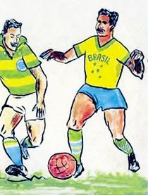 Gaúcho Canarinho - Poster / Capa / Cartaz - Oficial 1
