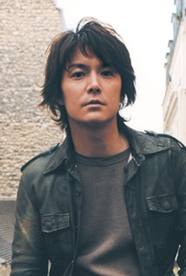 Masaharu Fukuyama - Poster / Capa / Cartaz - Oficial 1