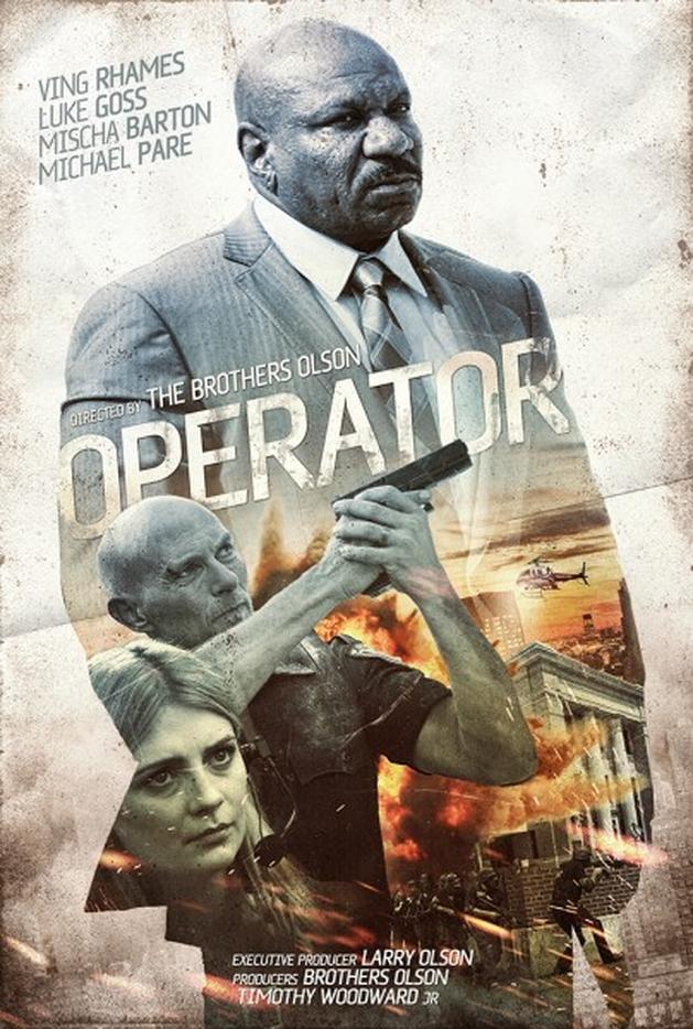 Impressionante Trailer de 'Operator' com Ving Rhames, Luke Goss, Mischa Barton e Michael Paré