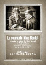 A Sorridente Madame Beudet - Poster / Capa / Cartaz - Oficial 1