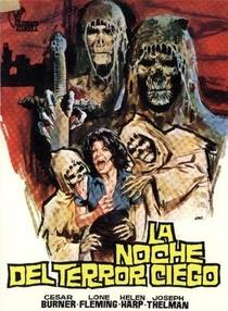 A Noite do Terror Cego - Poster / Capa / Cartaz - Oficial 1