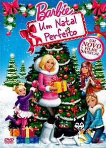 Barbie - Um Natal Perfeito - Poster / Capa / Cartaz - Oficial 2
