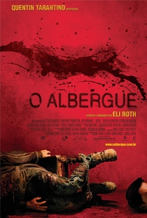 O Albergue - Poster / Capa / Cartaz - Oficial 2