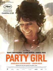 Party Girl - Poster / Capa / Cartaz - Oficial 1