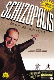 Schizopolis - Poster / Capa / Cartaz - Oficial 3