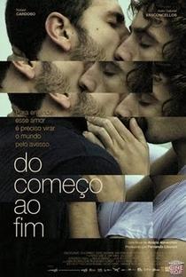 Do Começo ao Fim - Poster / Capa / Cartaz - Oficial 1