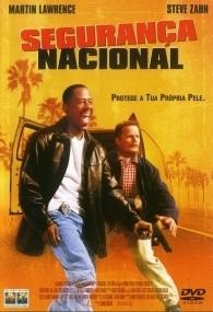 Segurança Nacional - Poster / Capa / Cartaz - Oficial 1