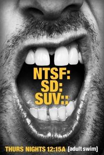 NTSF:SD:SUV - Poster / Capa / Cartaz - Oficial 4