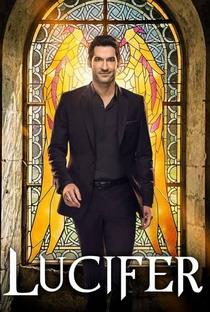 Lucifer (3ª Temporada) - Poster / Capa / Cartaz - Oficial 2