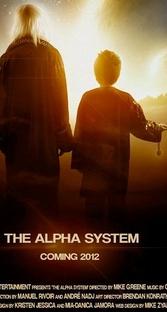 The Alpha System - Poster / Capa / Cartaz - Oficial 1