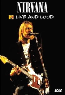 Nirvana - MTV Live And Loud - Poster / Capa / Cartaz - Oficial 1