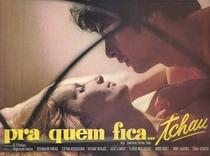 Pra Quem Fica, Tchau!  - Poster / Capa / Cartaz - Oficial 1
