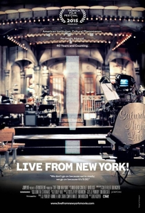 Live From New York!  - Poster / Capa / Cartaz - Oficial 1